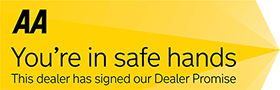 we have signed the aa dealer promise